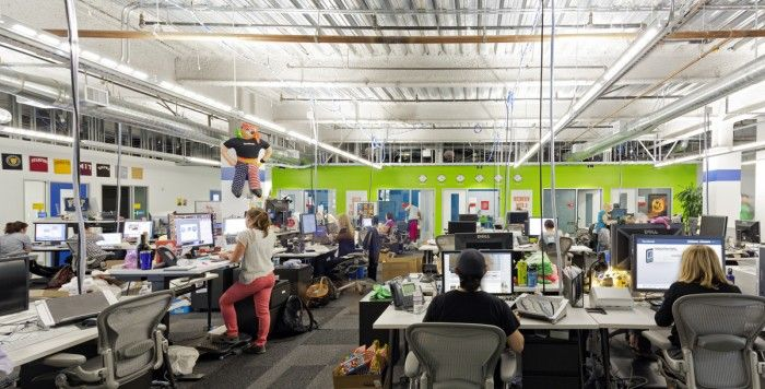 Office Tour: Inside Facebook's Menlo Park Headquarters