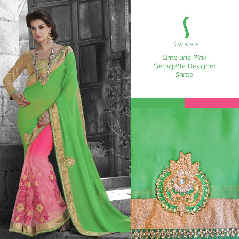 A rare but chic colour combination. Only at Swaha! #Swaha