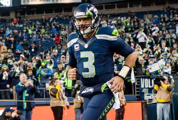 Where Does Russell Wilson Rank Among The Nfl S Final Four Qbs Russell Wilson Final Four Nfl Football Teams