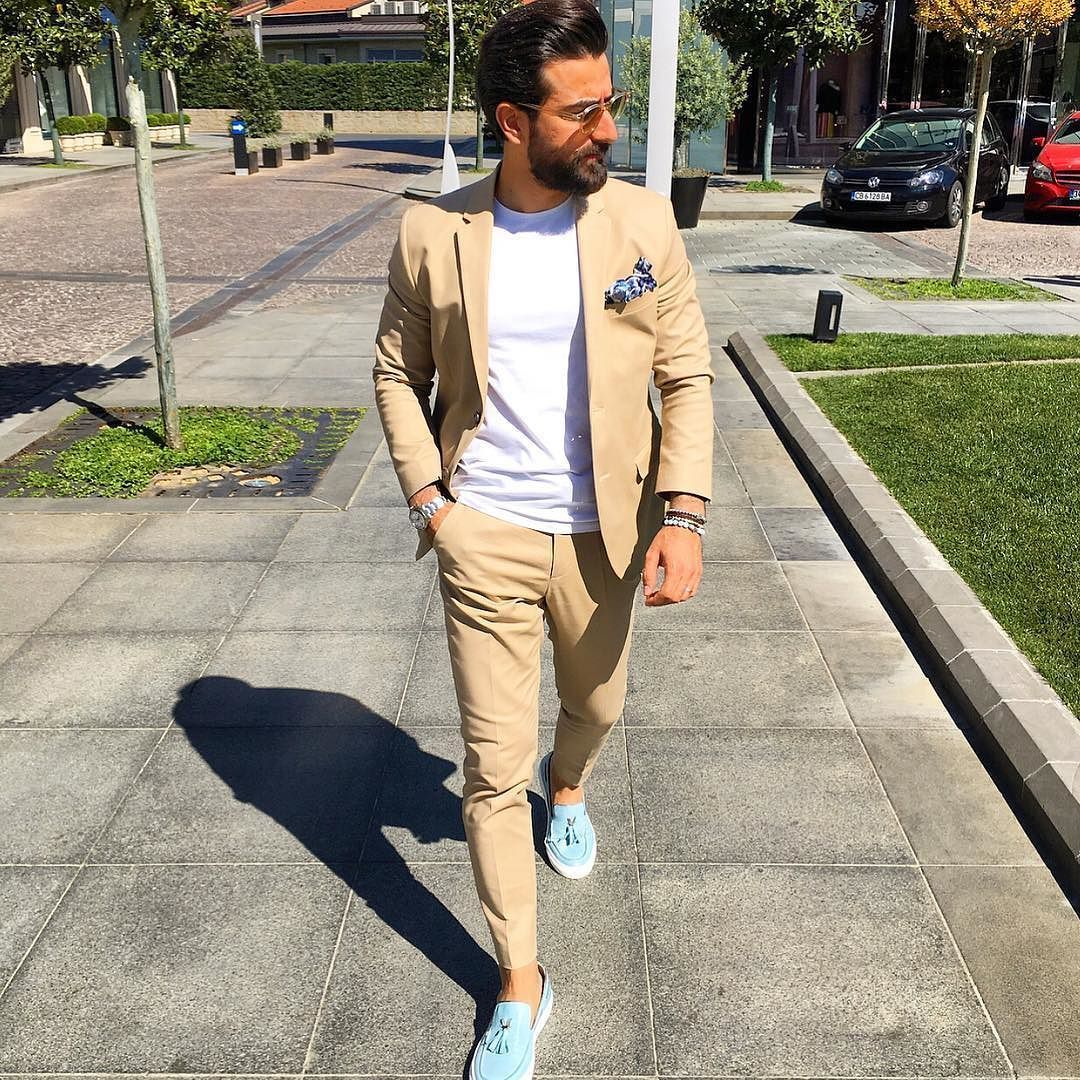 32 Street Style Instagram Accounts For Men Suits Mens Fashion