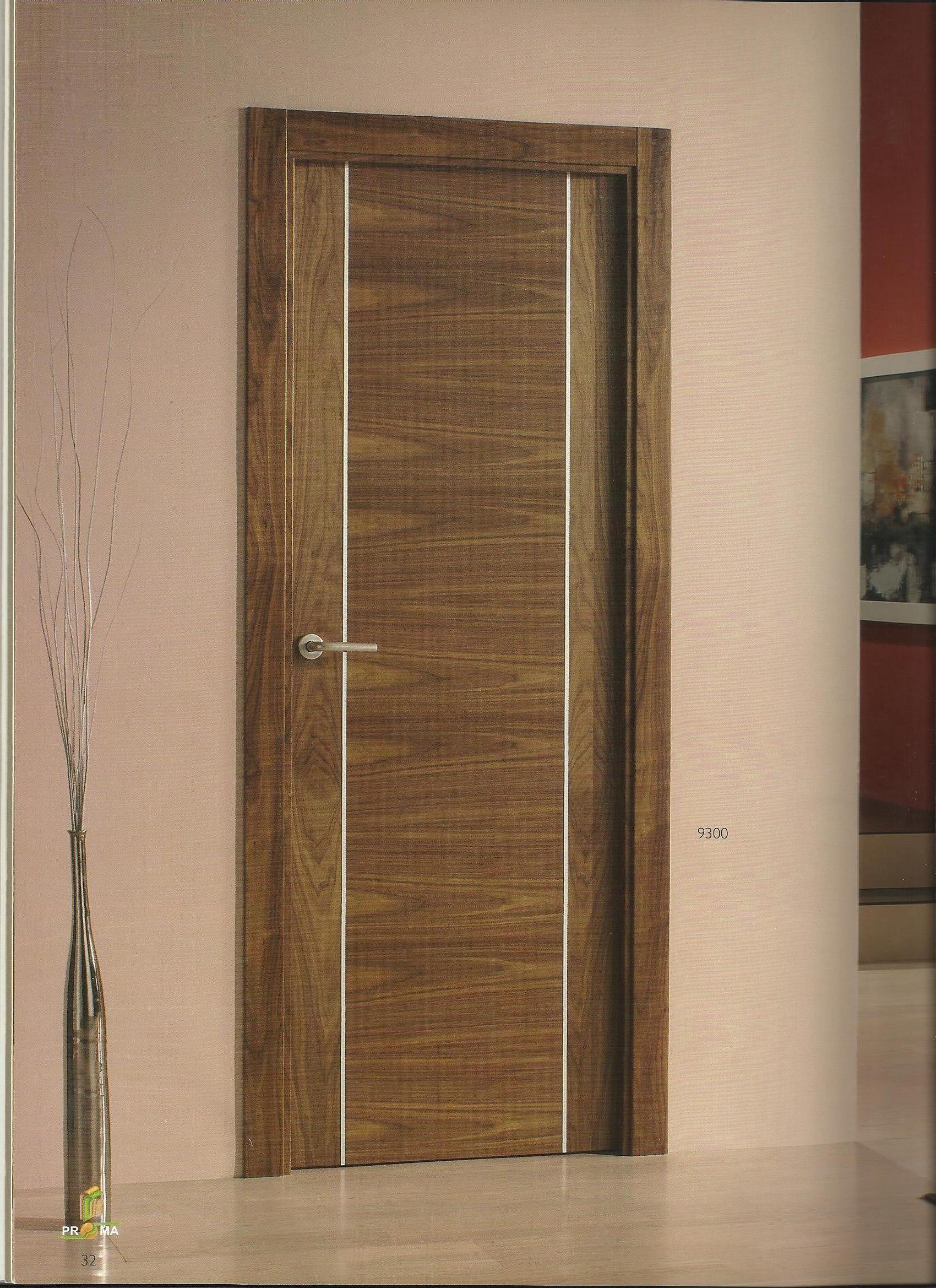 Elije la puerta que m s se adapte a tus gustos y - Medidas de puertas de interior ...