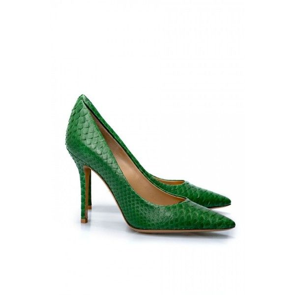 Salvatore Ferragamo Snakeskin Pointed-Toe Pumps buy cheap get authentic purchase cheap online cheap sale buy Ps3dpF3