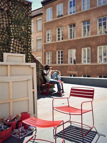 Fauteuils bas - Salon de jardin Fermob - Mobilier de jardin ...