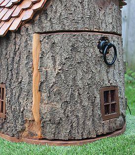Bespoke handmade Fairy Houses