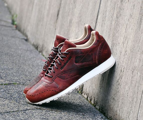 Reebok Classic Leather Lux CF | WAVE®