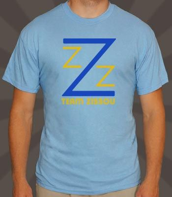 Team Zissou (AAron has one, but I want one too)