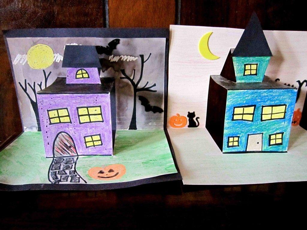 Halloween Storytime Halloween Art Lessons Halloween Arts And Crafts Halloween Art Projects