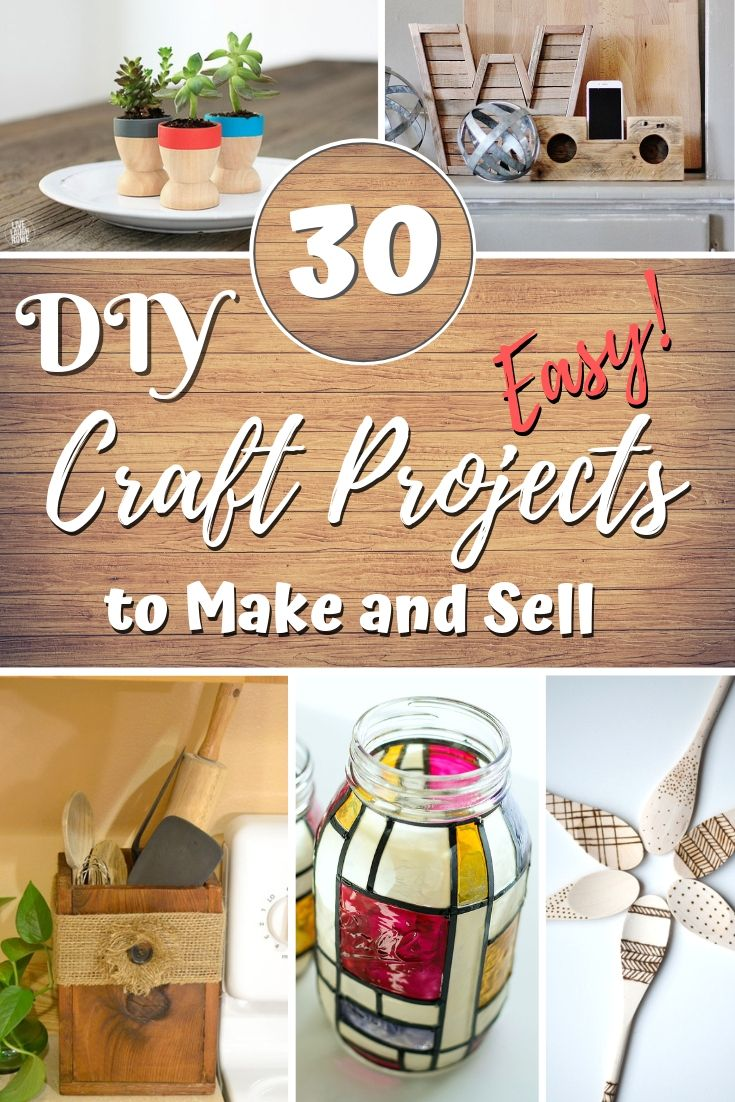 31+ Home decor crafts to sell info