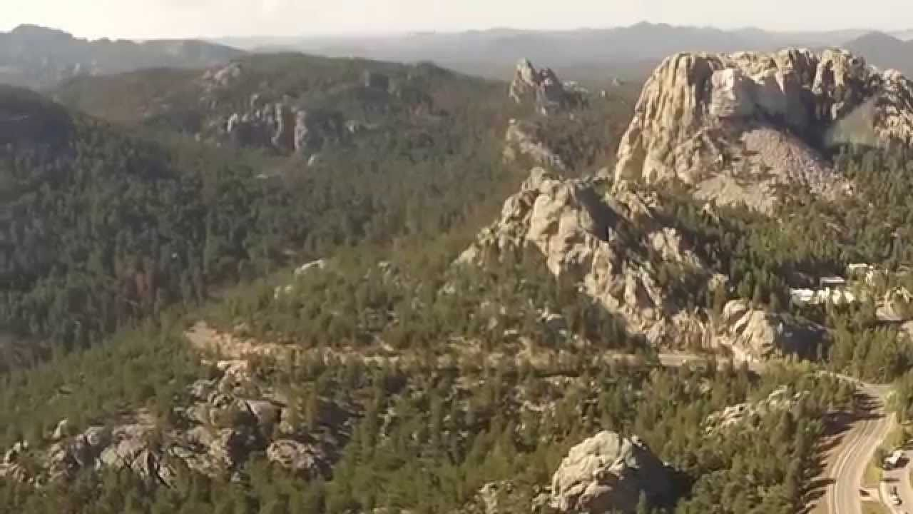 Helicopter Tour Of Mt Rushmore Black Hills South Dakota Helicopter Tour Black Hills South Dakota Black Hills