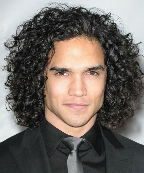 Incredible Men Curly Hairstyles Curly Hairstyles And Medium Lengths On Pinterest Short Hairstyles For Black Women Fulllsitofus