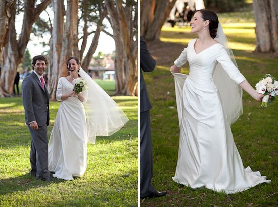 Real Wedding Honoring Jewish Tradition Jewish Weddings Dress Jewish Wedding Ceremony Jewish Wedding