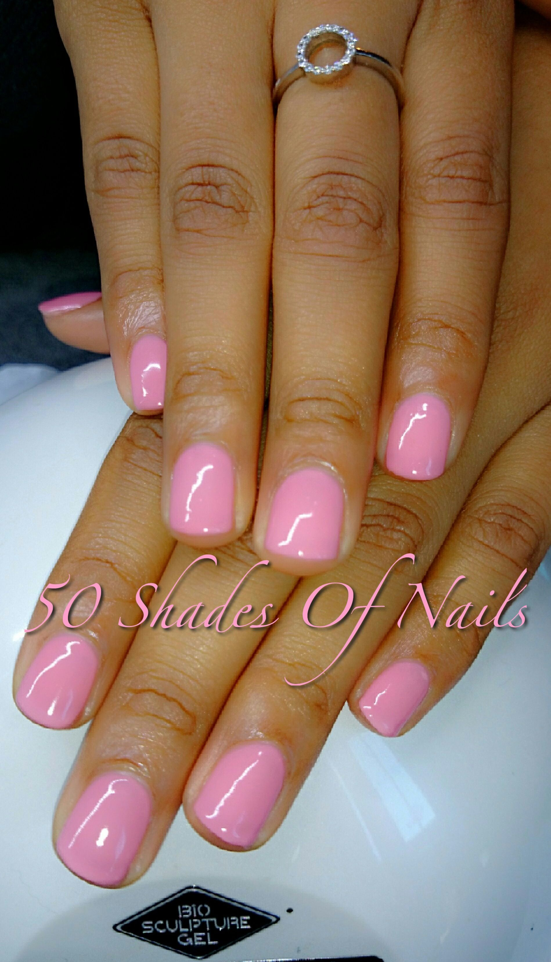 Bio Sculpture Gel overlays | nails | Gel nails, Overlay ...