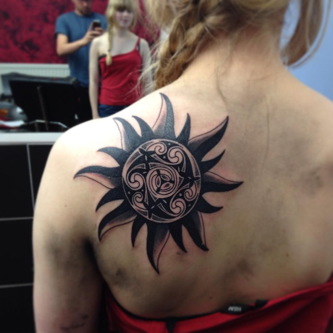 95+ Best Sun Tattoo Designs & Meanings Symbol of The