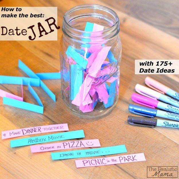 Cute creative things to make for your girlfriend