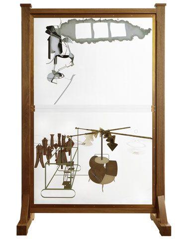MARCEL DUCHAMP LA PEINTURE, MÊME Du 24 septembre 2014 au 5 janvier 2015, Galerie 2 del Centre ...