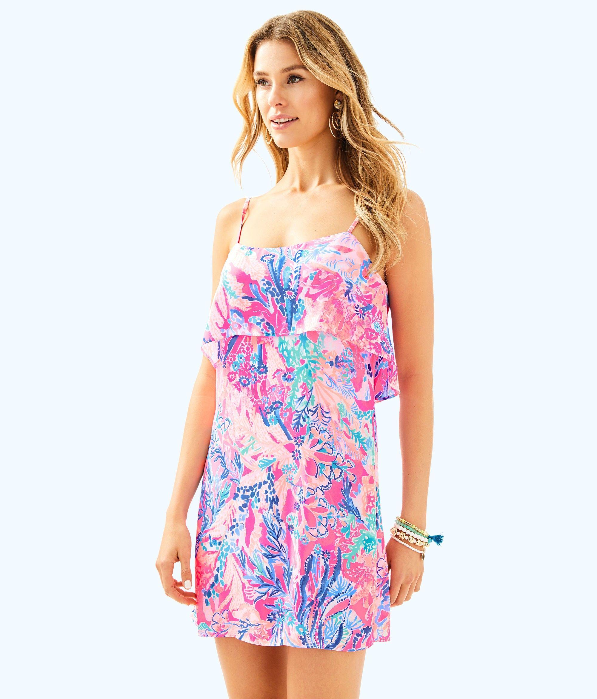 38408c6ea39a58 Lilly Pulitzer Lexi Dress - XXS | Products | Dresses, Summer dresses ...