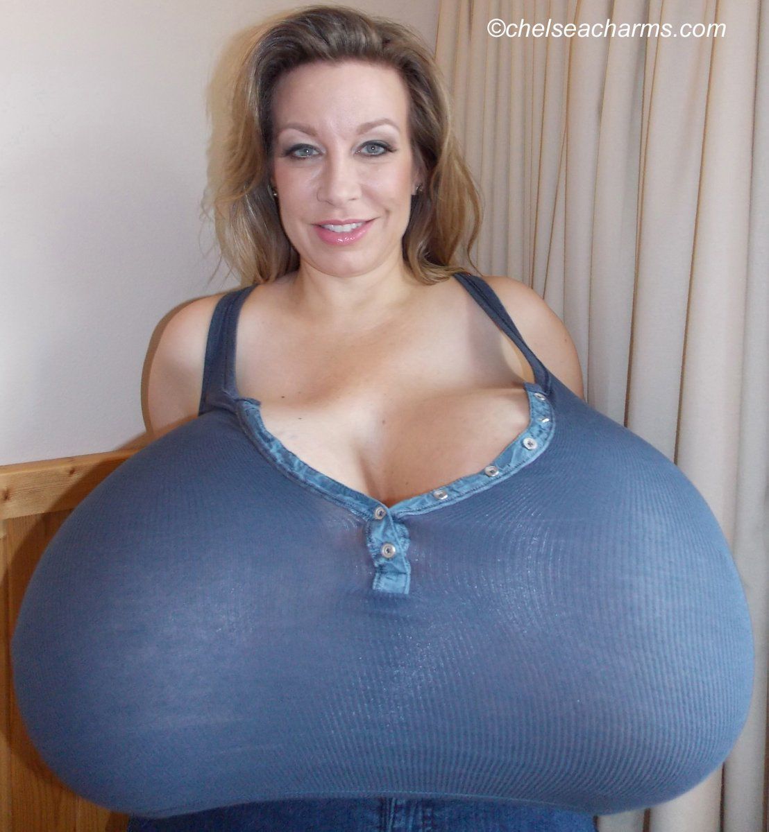The chelsea charms strap on