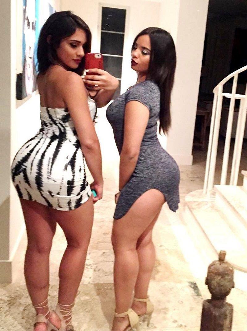 Ashley Ortiz Two Big Booty