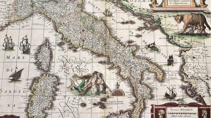 Pin Em Mapas Antigos