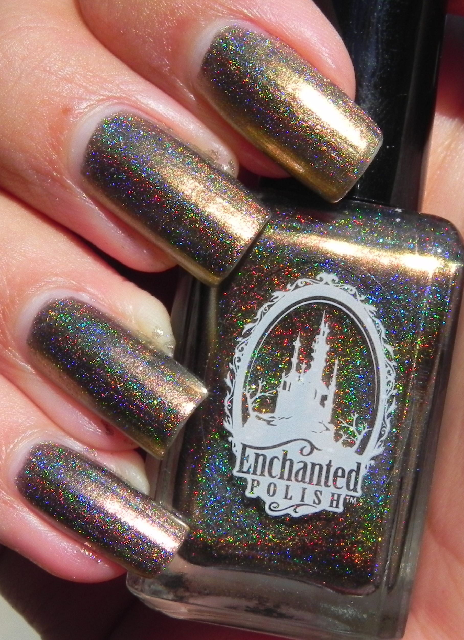 IG@catsandrabbits Enchanted Polish - Autumn