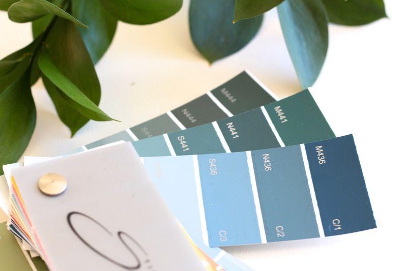 Ruotsalaisten sisustusbloggareiden tappelua värikoodeista