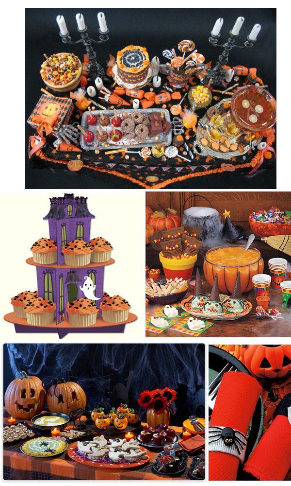Imagem - Decoracion mesa halloween ...