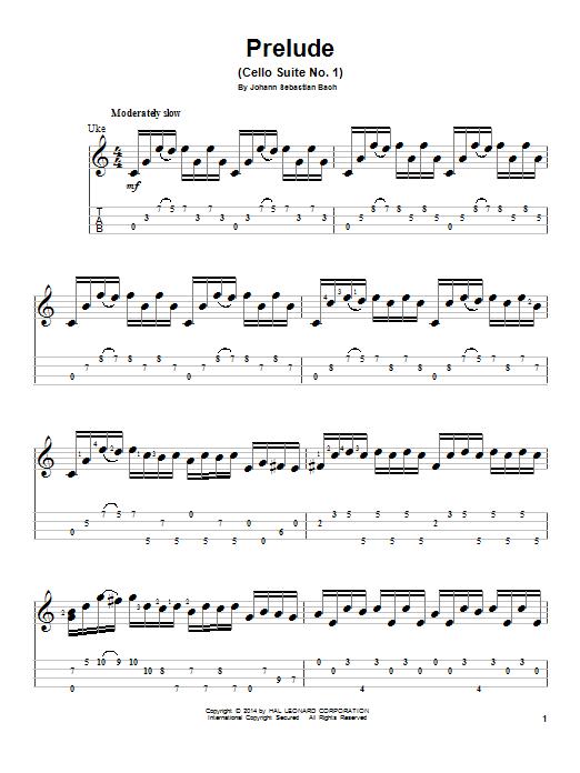 Bach Prelude In D Ukulele Pesquisa Google Ukulele Pinterest
