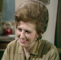 Elsie Tanner (Pat Phoenix) in Coronation Street