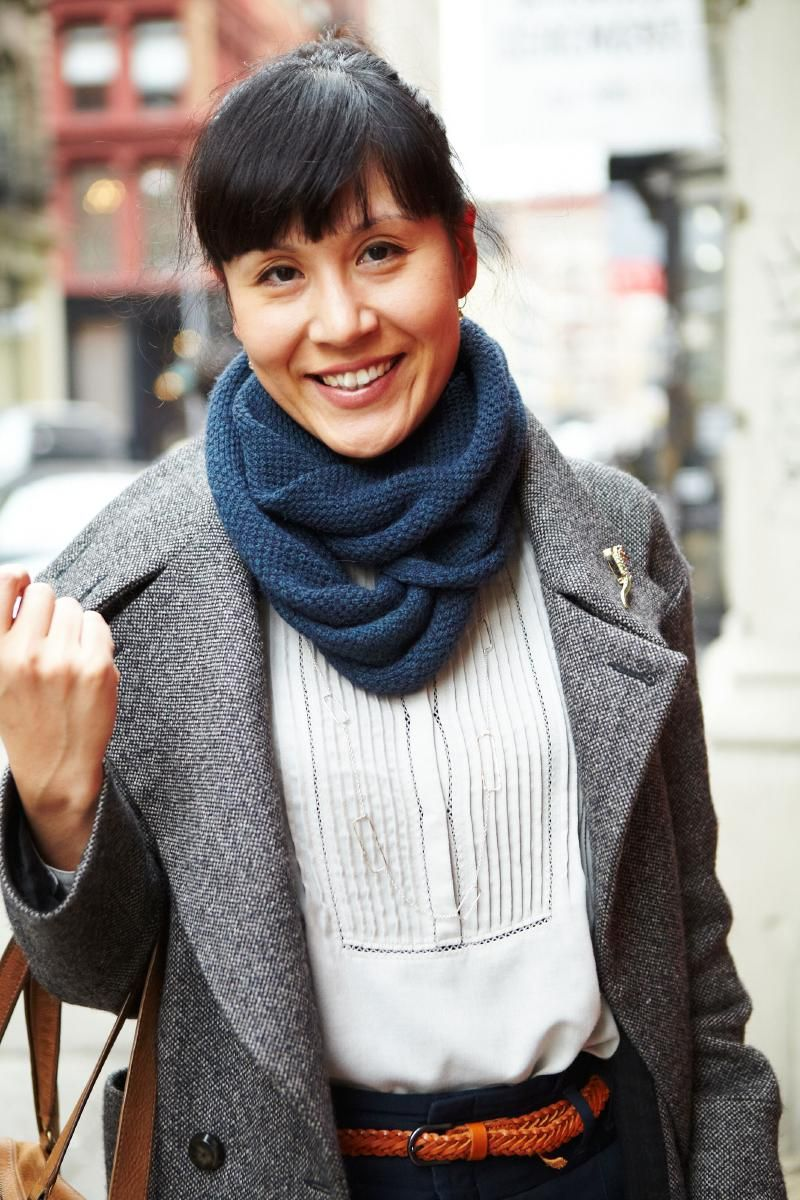 Kana Ueda Thoma, architect in Switzerland | Style | Street