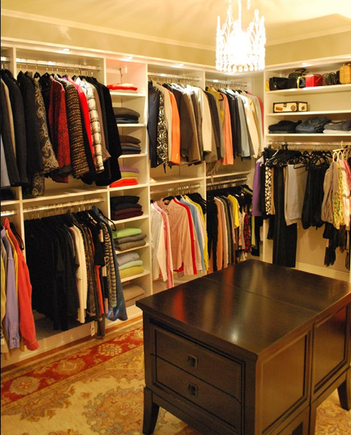 California closets closet space pinterest more for California walk in closet