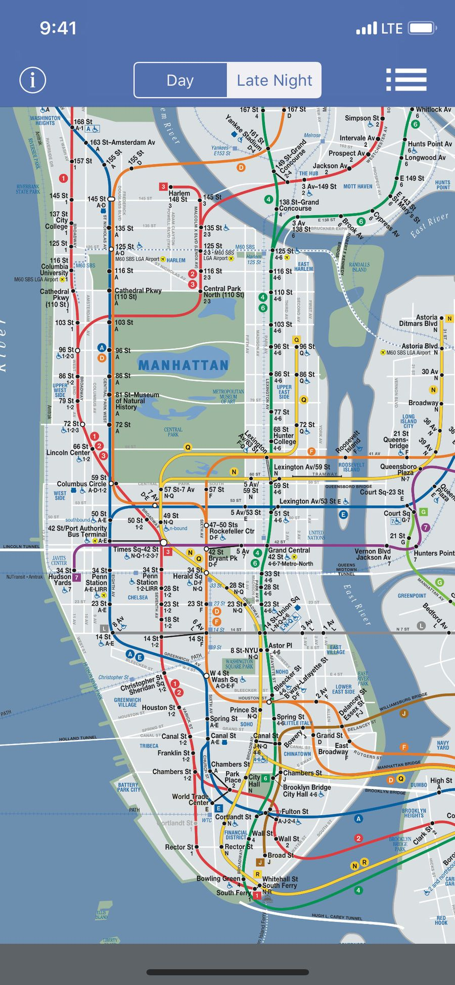 Map New York Offline.New York Subway Map Offline Navigation Dimayuga Ios Travel Apple
