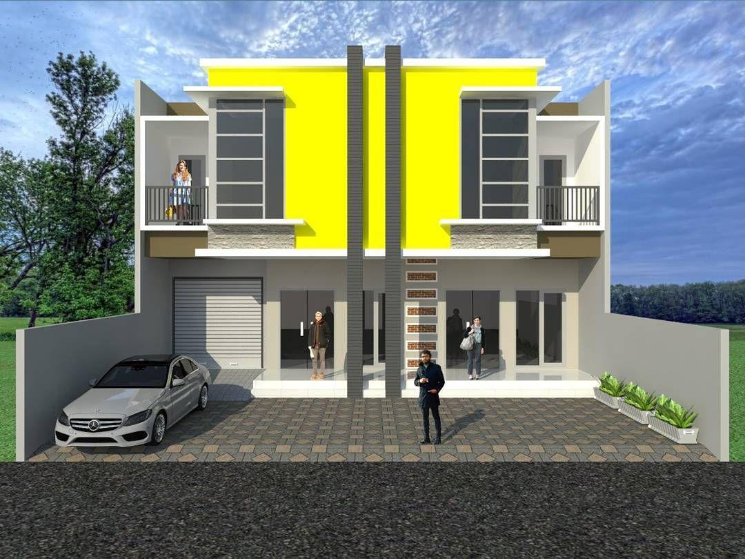 30 Gambar Tampak Depan Rumah Minimalis 1 Dan 2 Lantai 2020 Terbaru Rumah Minimalis Home Fashion Desain Produk