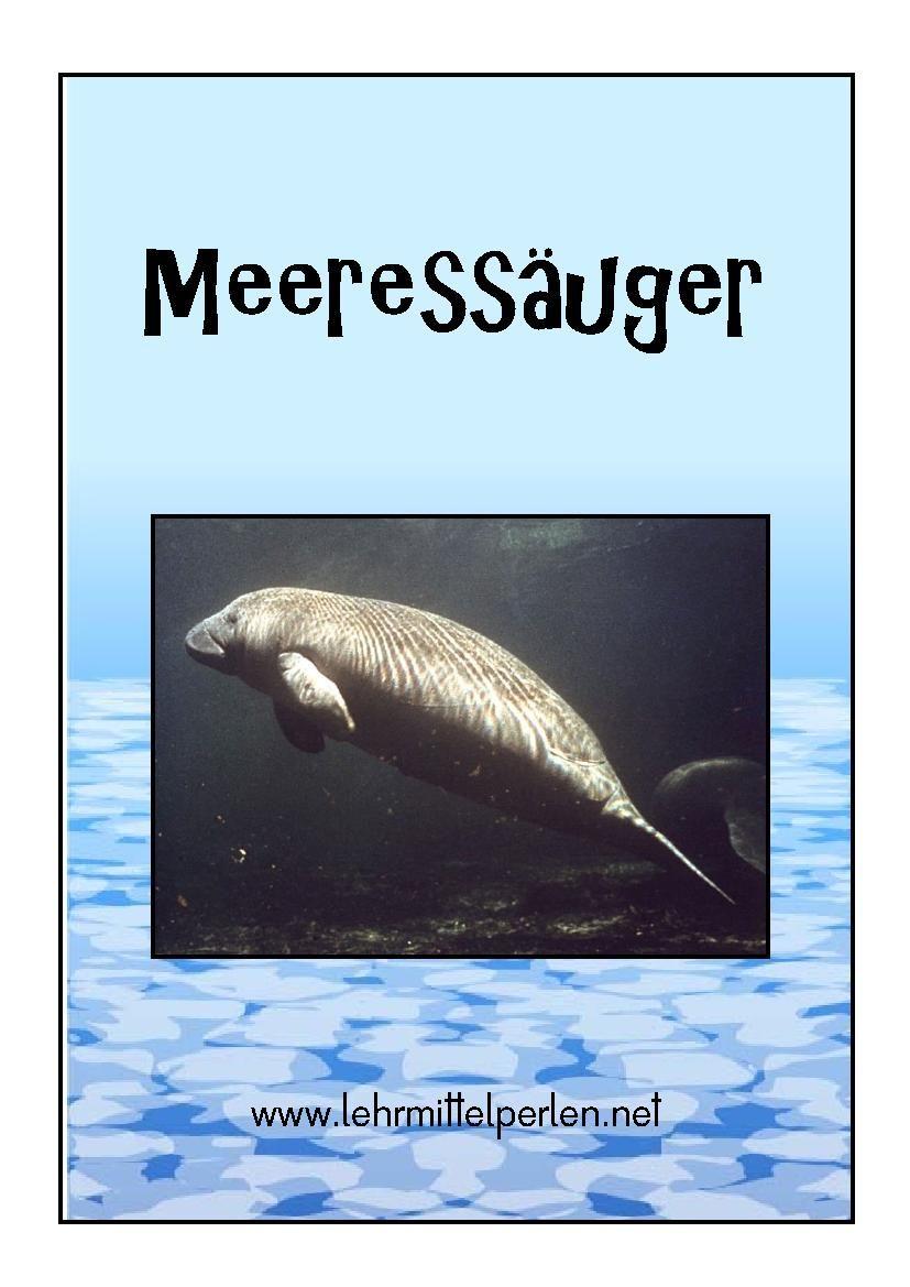Meeressäugetiere   NAJU   Pets und Fish
