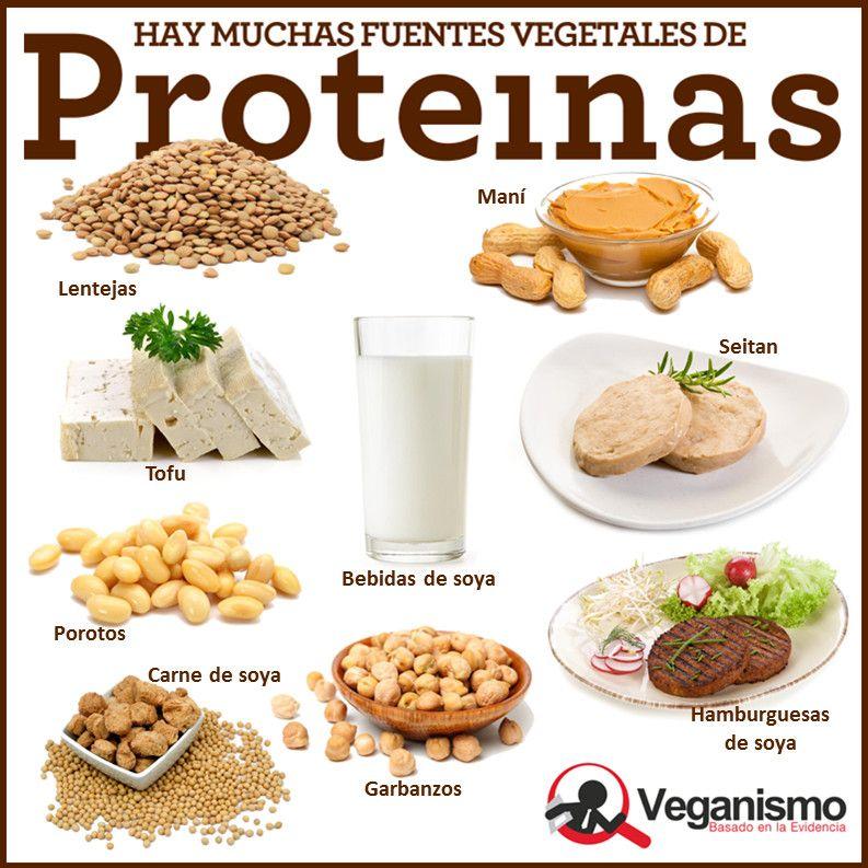 Proteinas en la dieta vegana vegetariana mitos y realidades infografia 1 delicias vegetarianas - Alimentos con muchas vitaminas ...