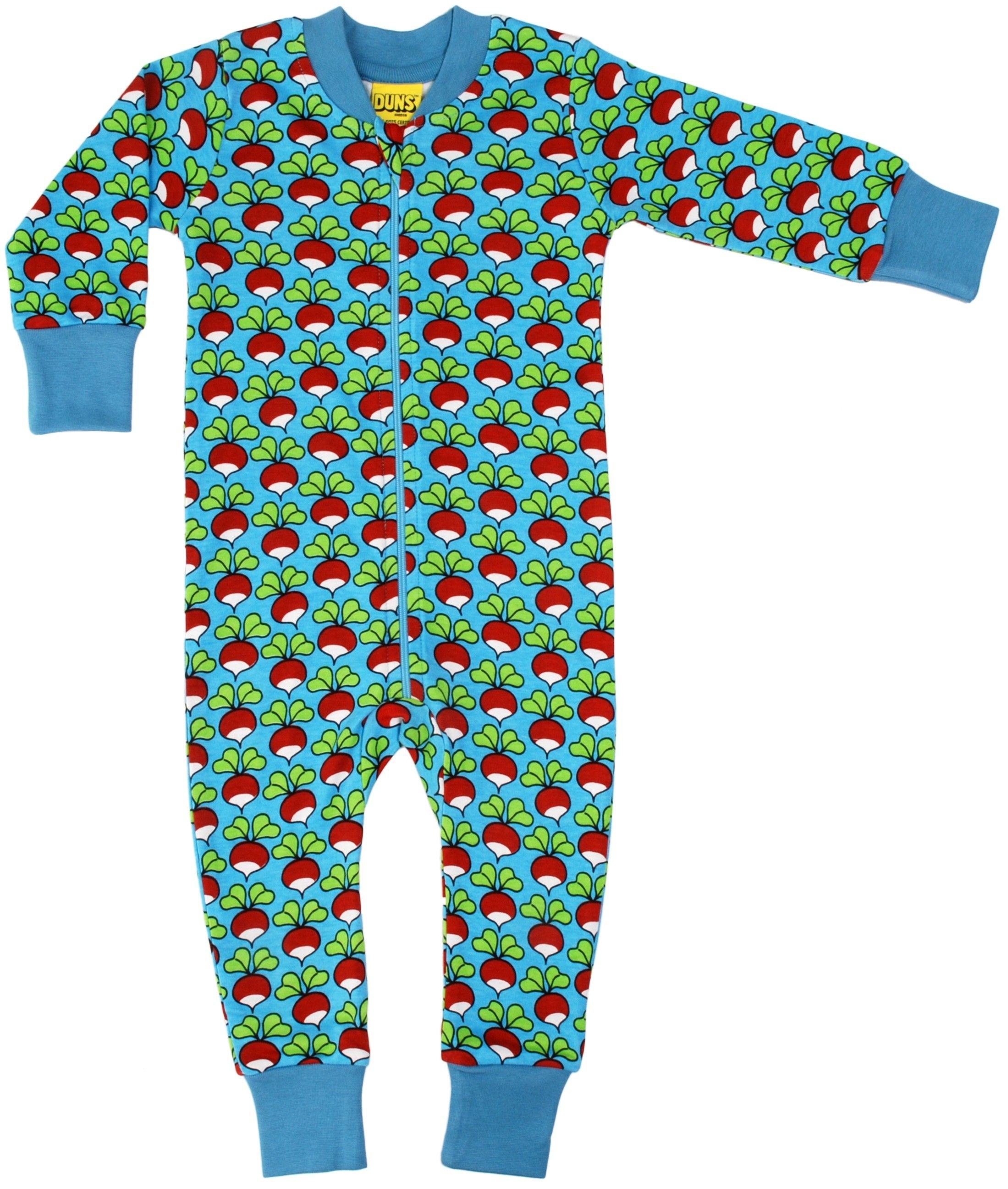 a36cdb258 DUNS Blue Radish Long Sleeve Zip Suit