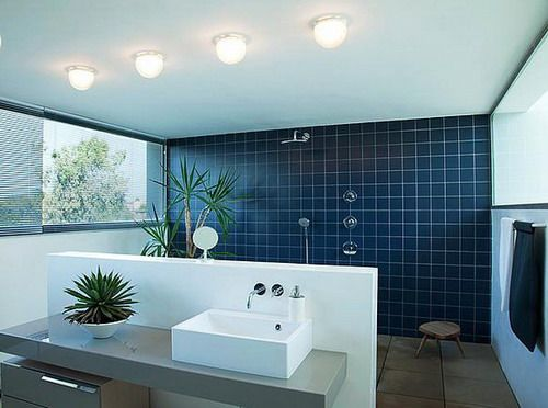 open tile shower less sterile but totally open and tiled luxury open showers