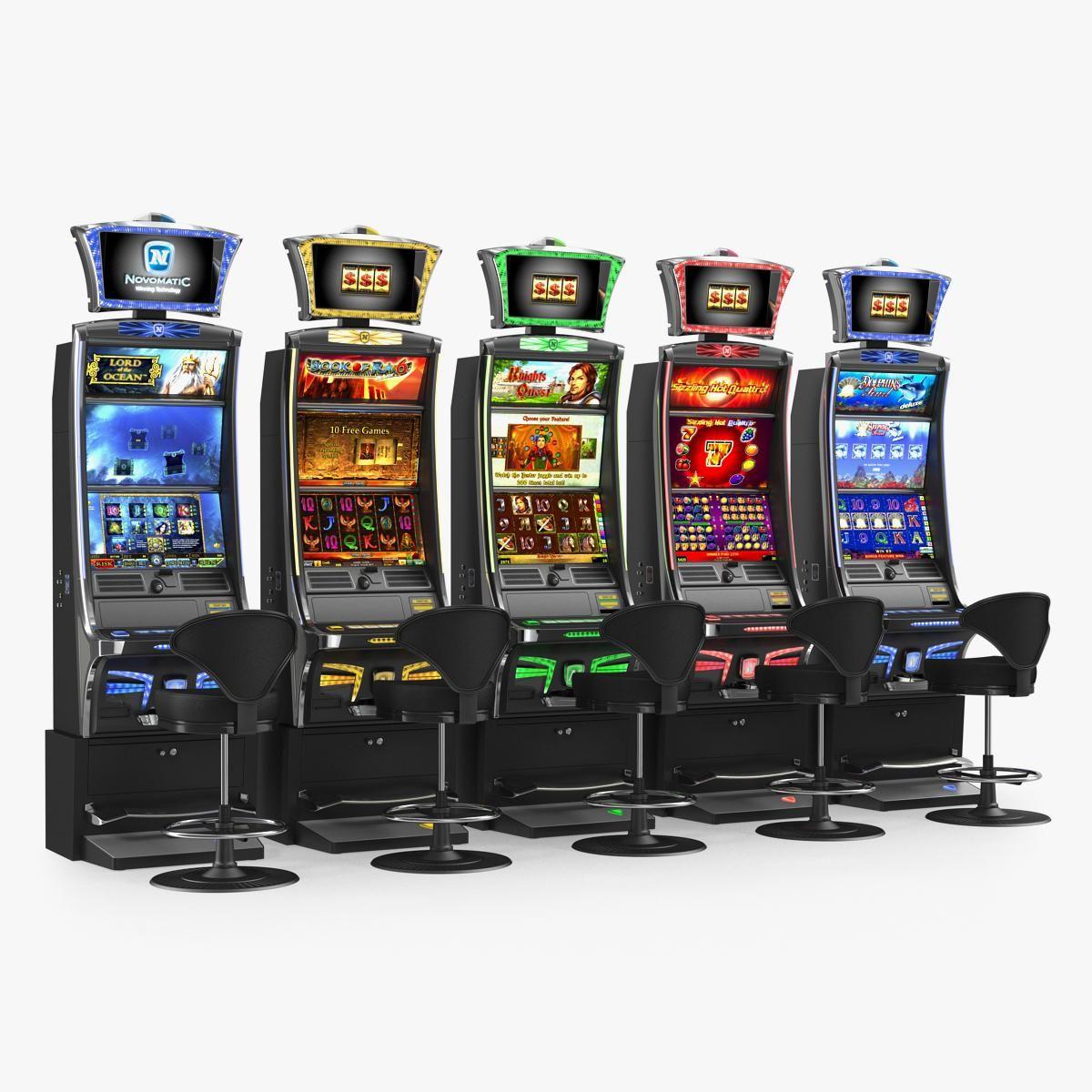 Slot Machine Models And Sizes