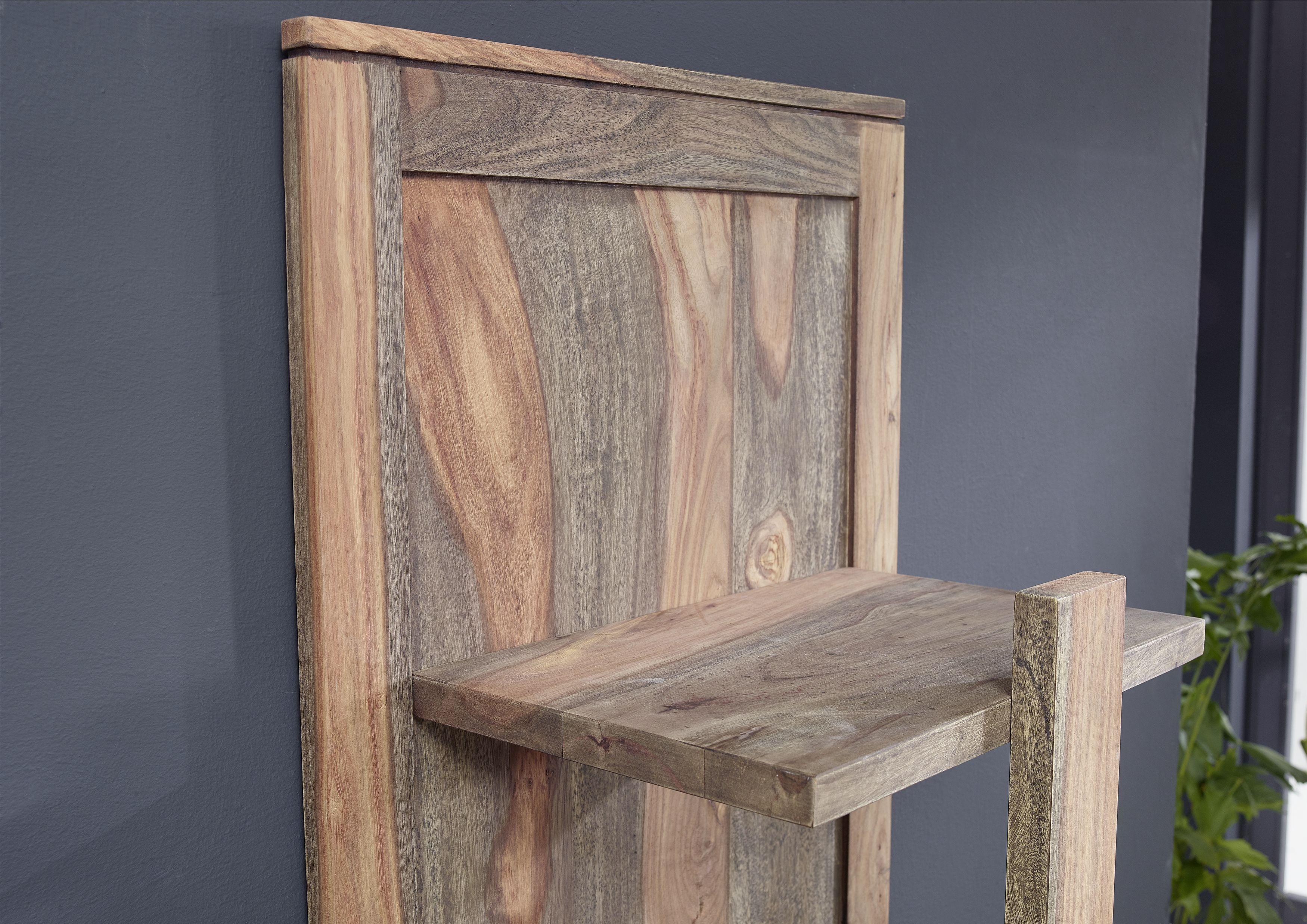 Hervorragend Klassische Sheesham Möbel grau geölt NATURE GREY | Möbel - Serie PD27
