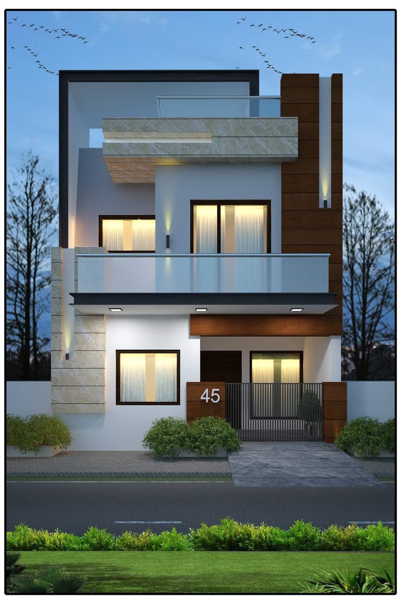 Acbados exteriores dise os de casas fachadas casas for Disenos de exteriores para casas pequenas