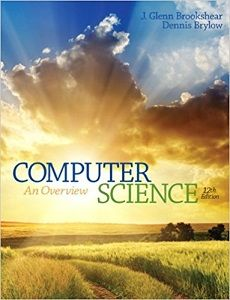 Instant download and all chapters solution manual computer science instant download and all chapters solution manual computer science an overview 12th edition by brookshear brylow view free samplesolution manual computer fandeluxe Choice Image