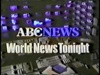 World News Tonight 1980s