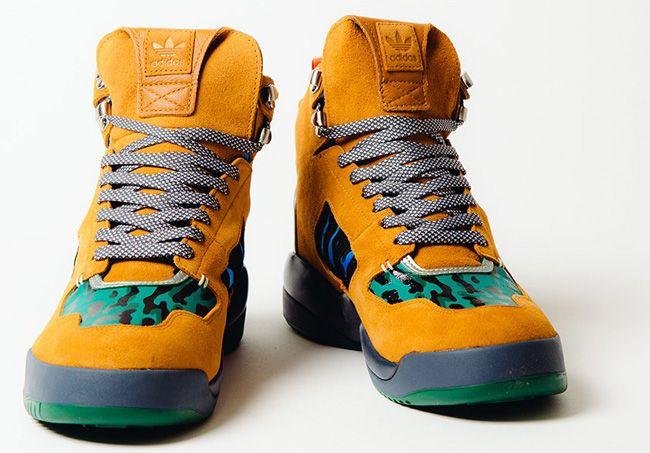 Opening Ceremony X Adidas Originals Eqt Trail Oc Eu Kicks Sneaker Magazine Sneaker Magazine Sneakers Adidas Originals