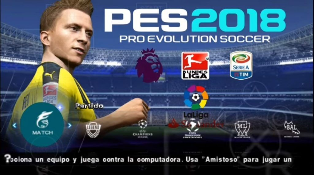 PES 2018 Lite for Android and iPhone Offline Download | Game