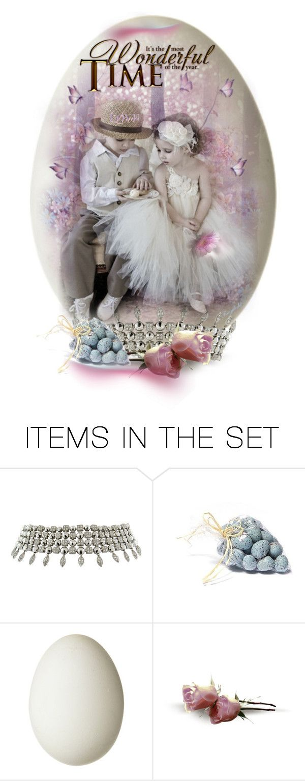 """""""Easter Egg 2015"""" by ragnh-mjos ❤ liked on Polyvore featuring art, Easter, artset and egg"""