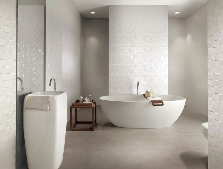 Idee Carrelage Salle De Bain D Inspiration Design Carrelage