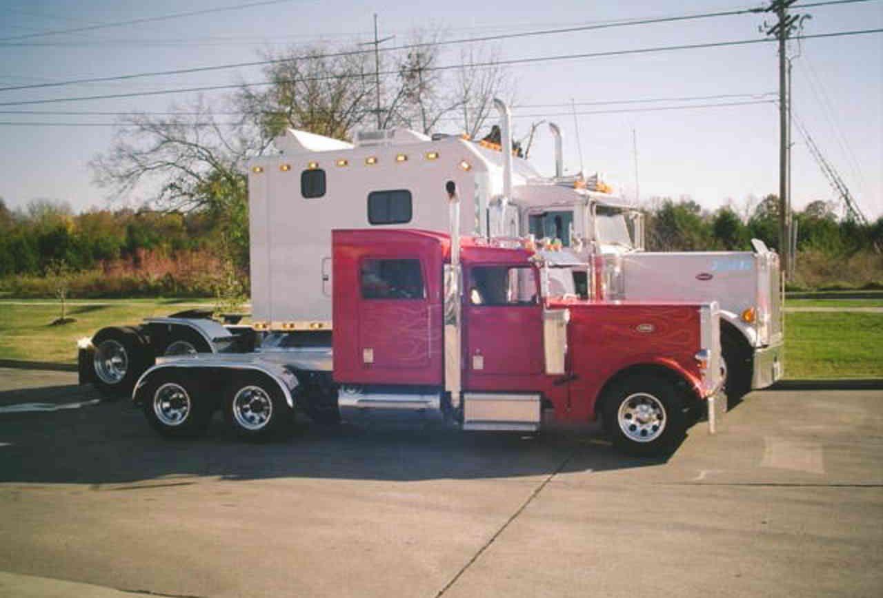 Drive A Miniature Semi Truck With Images Trucks Big Rig
