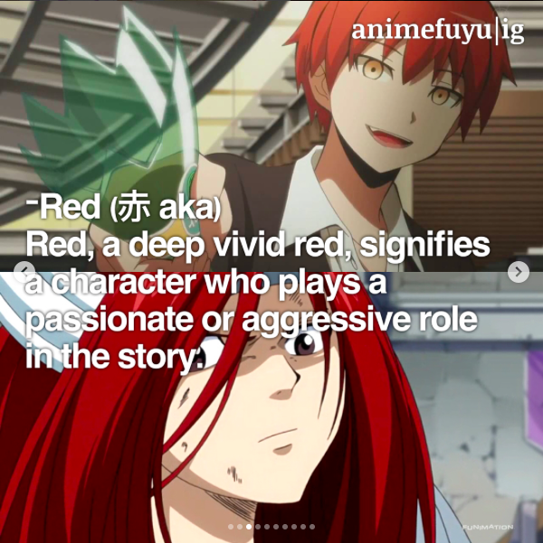 Photo of I recognize these red heads and I'm pretty sure this is true.