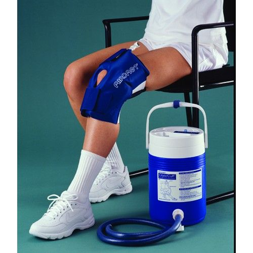 Aircast Cryocuff System Cooler Knee Knee Sizes Pediatric