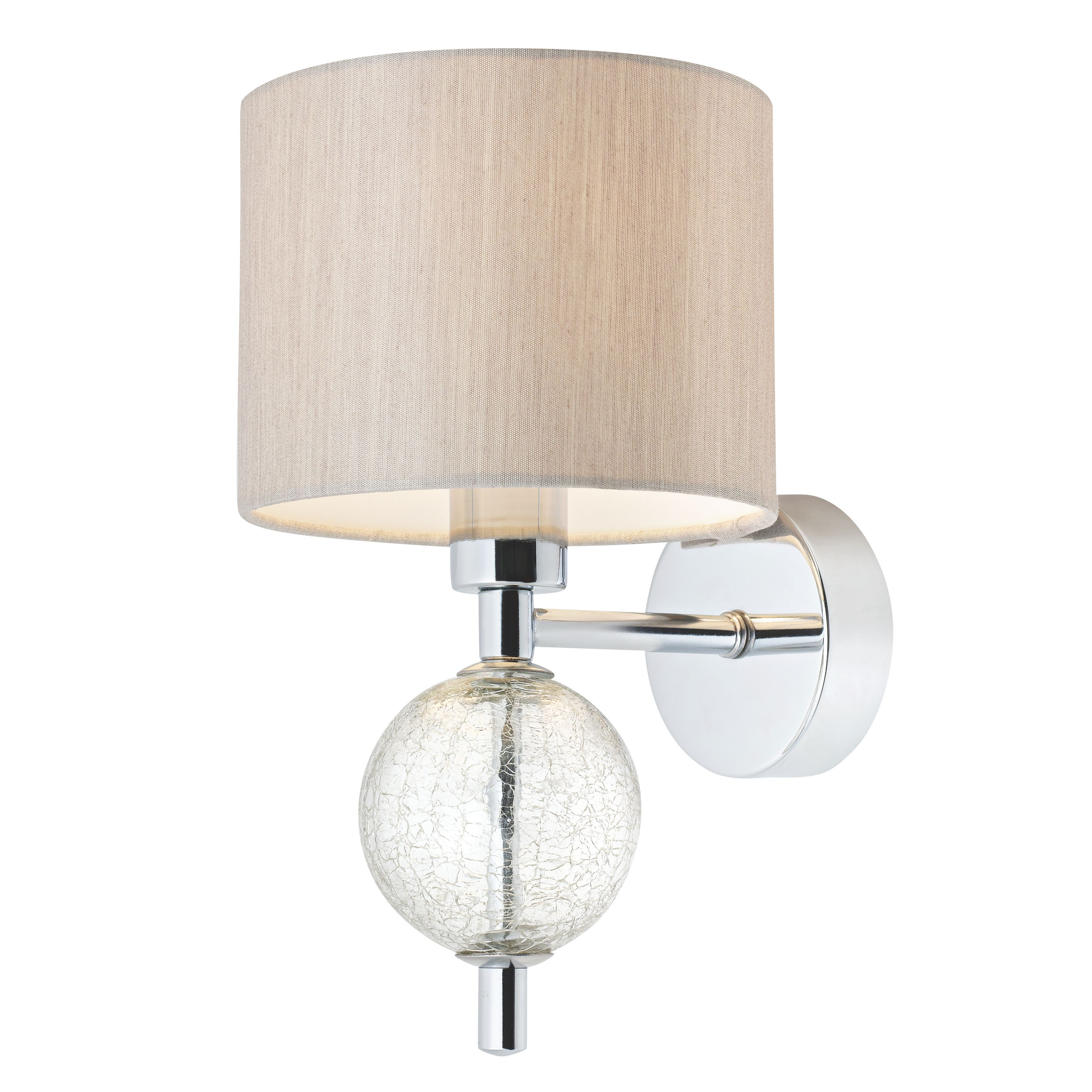 Gina beige single wall light beige walls and lights gina beige single wall light bq for all your home and garden supplies and advice on all the latest diy trends aloadofball Image collections