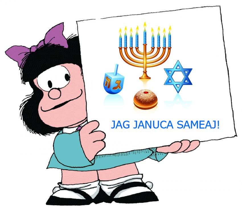 Jag Januca Sameaj! #judiosargentinos, #argentinosjudios Festival ...